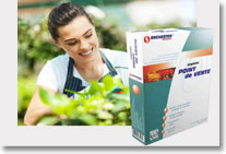 solution de caisse fleuriste